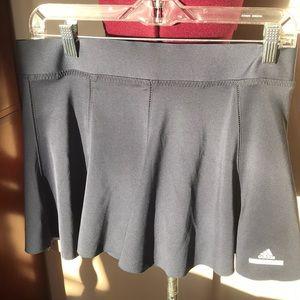 Stella McCartney for Adidas Blue Tennis Skirt L